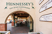 Hennessey's Tavern in Downtown San Juan Capistrano