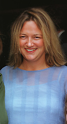 ALIX MARCACCINI daughter of the late Sir James Goldsmith, at a wedding in London on 5th June 1999.MSW 60