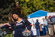 The Pep Rally was a time for Zag families to socialize and enjoy performances from different teams and clubs.