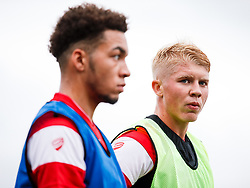 George Dowling looks on as Bristol City Under 23s return for a second day of training ahead of their 2017/18 Season - Rogan/JMP - 01/07/2017 - Failand Training Ground - Bristol, England.