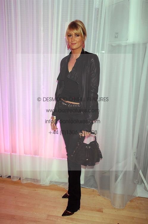 LADY EMILY COMPTON at the Lauren-Perrier 'Pop Art' Pink Party in aid of Capital 95.8's Help A London Child, held at Suka at the Sanderson Hotel, 50 Berners Street, London W1 on 25th April 2007.<br />