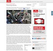 The Economist - American Trainers in Ukraine