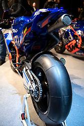 12.02.2019, Munderfing, AUT, MotoGP, Teampräsentation KTM Factory Racing, im Bild Feature KTM Moto GP // Feature KTM Moto GP during the presentation of KTM factory racing for the upcoming Season in Munderfing, Austria on 2019/02/12. EXPA Pictures © 2019, PhotoCredit: EXPA/ Reinhard Eisenbauer