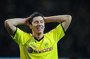 Fussball Uefa Champions League 2011/12: Borussia Dortmund - Olympique Marseille