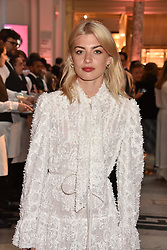"""Sydney Lima at the opening of """"Frida Kahlo: Making Her Self Up"""" Exhibition at the V&A Museum, London England. 13 June 2018."""