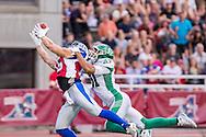 Match entre les Alouettes et les Roughriders de la Saskatchewan le 29 Juillet 2016