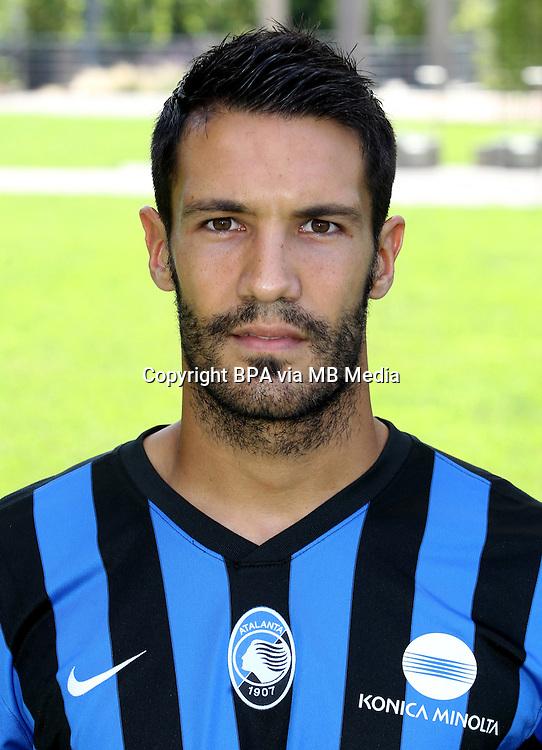 Italian League Serie A -2014-2015 / <br /> Nicolo Cherubin -<br /> ( Atalanta Bergamasca Calcio )
