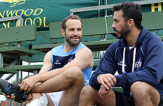 Rugby PhotoCall : Michalak_Poitrenaud