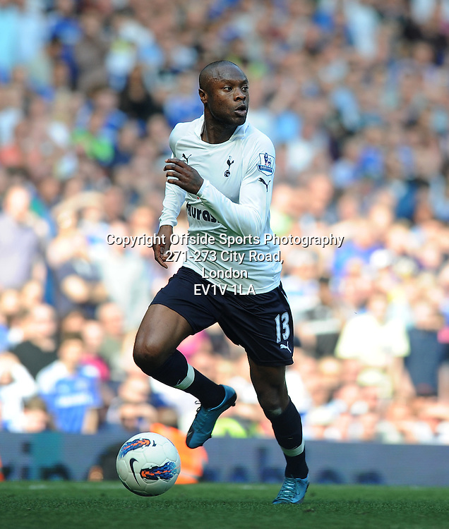 24/03/2012 - Barclays Premier League Football - 2011-2012 - Chelsea v Tottenham Hotspur - William Gallas of Spurs. - Photo: Charlie Crowhurst / Offside.