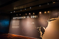 National September 11 Memorial & Museum, New York, New York USA.
