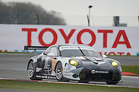 Khaled Al Qubaisi (ARE) / David Heinemeier Hansson (DNK) / Patrick Long (USA) #88 Abu Dhabi Proton Racing Porsche 911 RSR,  at Silverstone, Towcester, Northamptonshire, United Kingdom. April 15 2016. World Copyright Peter Taylor.