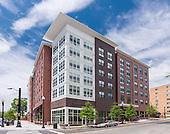 The Shell Apartments Arlington VA Photography