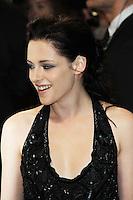 Kristen Stewart The Twilight Saga: Breaking Dawn Part 1 UK Premiere, Westfield Startford City, London, UK. 16 November 2011. Contact rich@pictured.com +44 07941 079620 (Picture by Richard Goldschmidt)