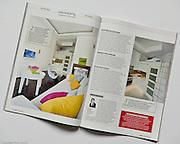 Dom z Pomyslem interior magazine 1/2012 professional photography by Piotr Gesicki