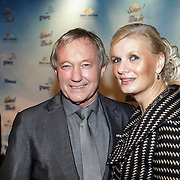 NLD/Den Bosch/20141123- Premiere Musical The Sound of Music, Frank Wentink en .......