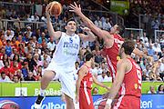 KOPER EUROBASKET 2013 5 SETTEMBRE 2013<br /> NAZIONALE ITALIANA MASCHILE<br /> ITALIA-TURCHIA<br /> NELLA FOTO: ALESSANDRO GENTILE<br /> FOTO CIAMILLO