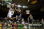 WACO, TX - DECEMBER 12:  Alexis Prince #12 of the Baylor University Bears drives to the basket against the Oral Roberts University Golden Eagles on December 12, 2012 at the Ferrell Center in Waco, Texas.  (Photo by Cooper Neill/Getty Images) *** Local Caption *** Alexis Prince