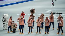 11-02-2018 KOR: Olympic Games day 2, Pyeongchang<br /> 5000 meter schaatsen mannen /
