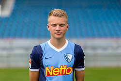 07.07.2015, Rewirpower Stadion, Bochum, GER, 2. FBL, VfL Bochum, Fototermin, im Bild Henrik Gulden (Bochum) // during the official Team and Portrait Photoshoot of German 2nd Bundesliga Club VfL Bochum at the Rewirpower Stadion in Bochum, Germany on 2015/07/07. EXPA Pictures &copy; 2015, PhotoCredit: EXPA/ Eibner-Pressefoto/ Hommes<br /> <br /> *****ATTENTION - OUT of GER*****