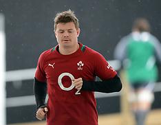 Christchurch-Rugby, Ireland Captains Run