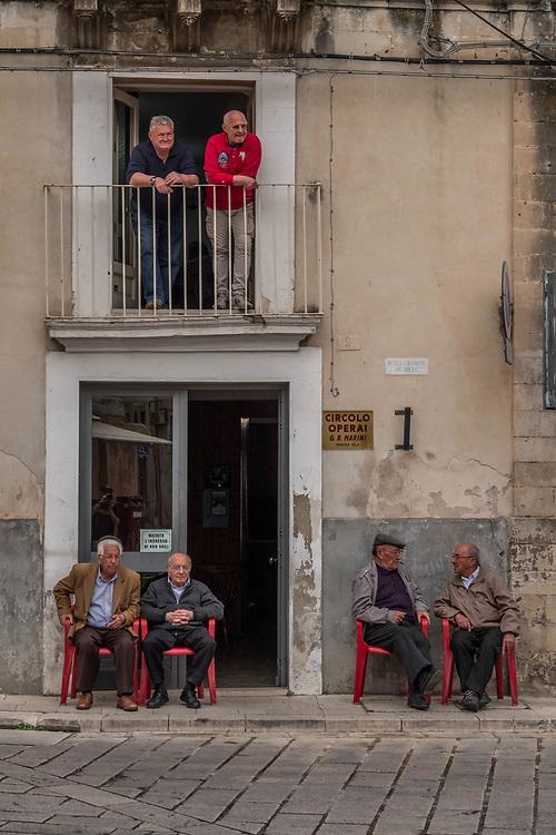 Ragusa streets