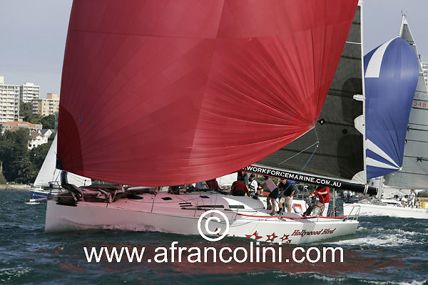 SAILING - BMW Winter Series 2005 - HOLLYWOOD BOULEVARD - Sydney (AUS) - 01/05/05 - ph. Andrea Francolini
