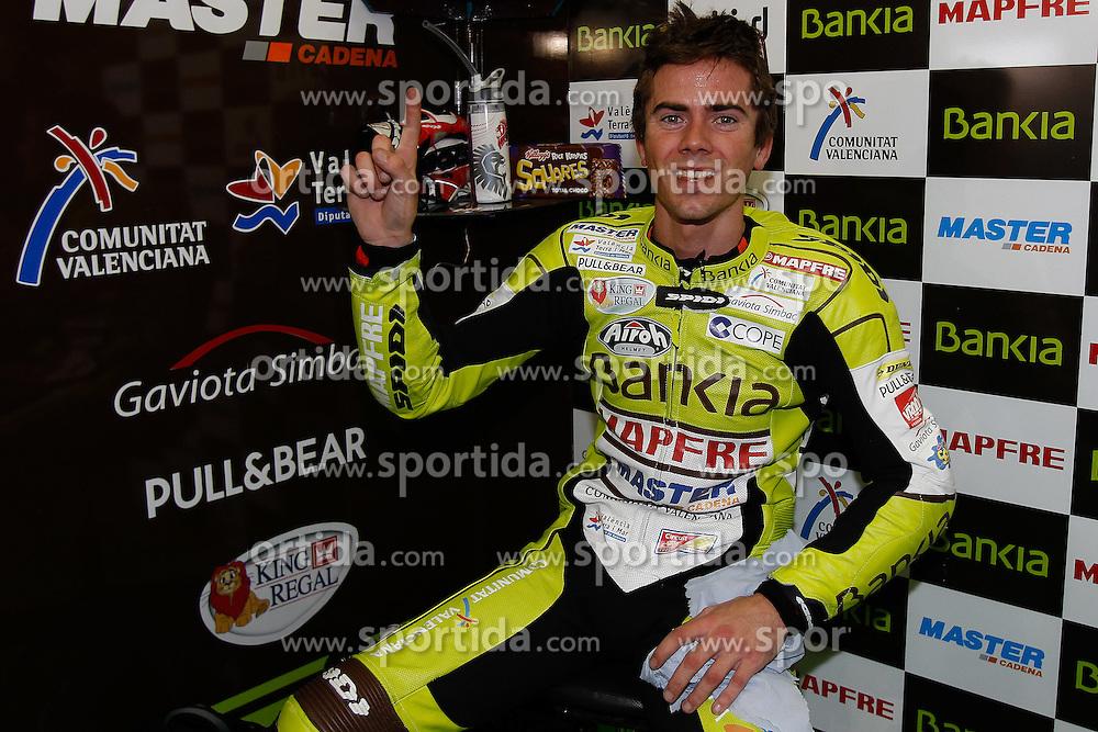 14.05.2011, Le Mans, FRA, MotoGP, Motomondiale Le Mans, im Bild Nico Terol - Bancaja Aspar team. EXPA Pictures © 2011, PhotoCredit: EXPA/ InsideFoto/ Semedia +++++ ATTENTION - FOR AUSTRIA/AUT, SLOVENIA/SLO, SERBIA/SRB an CROATIA/CRO CLIENT ONLY +++++
