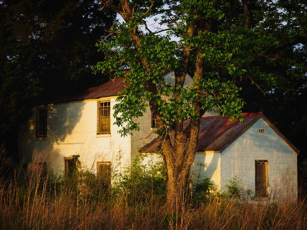 Forgotten Residence Along AL-249 in Dale County, AL