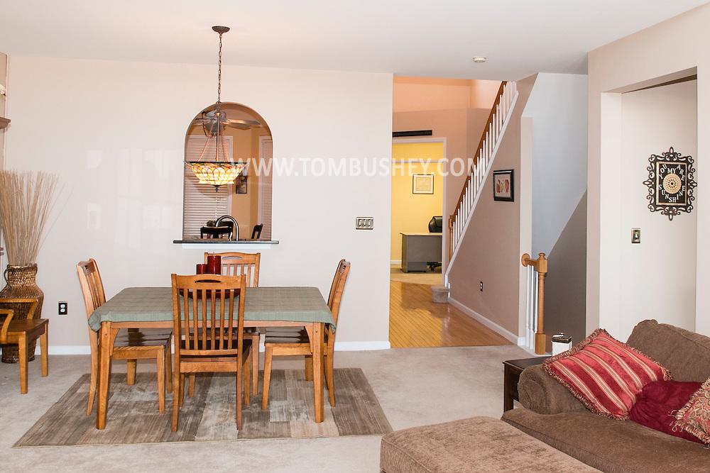 Monroe, New York - Real estate at Mansion Ridge on Jan. 29, 2105.
