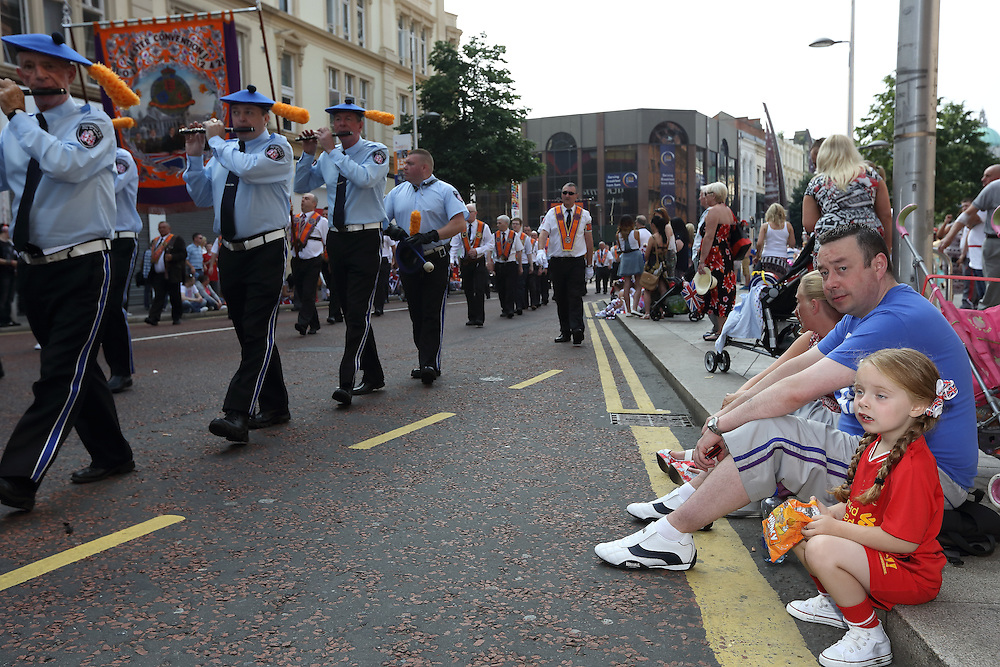 Orange Order Parade, Belfast