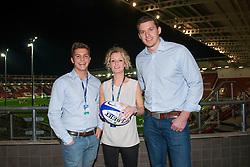 Bristol Rugby Sponsor - Mandatory byline: Dougie Allward/JMP - 07966386802 - 06/11/2015 - RUGBY - Ashton Gate -Bristol,England - Bristol Rugby v Doncaster Knights - Greene King IPA Championship