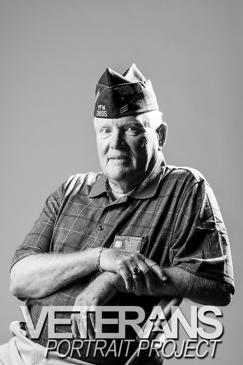 Philip Jasinski<br /> Air Force<br /> E-6<br /> Aircraft Mechanic<br /> Oct. 1966 - Sept. 1994<br /> Vietnam, Desert Storm<br /> <br /> Veterans Portrait Project<br /> St. Louis, MO