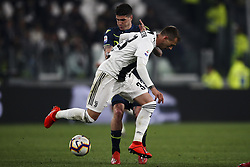 March 8, 2019 - Turin, Italy - Juventus forward Federico Bernardeschi (33) in action during the Serie A football match n.27 JUVENTUS - UDINESE on 08/03/2019 at the Allianz Stadium in Turin, Italy. (Credit Image: © Matteo Bottanelli/NurPhoto via ZUMA Press)