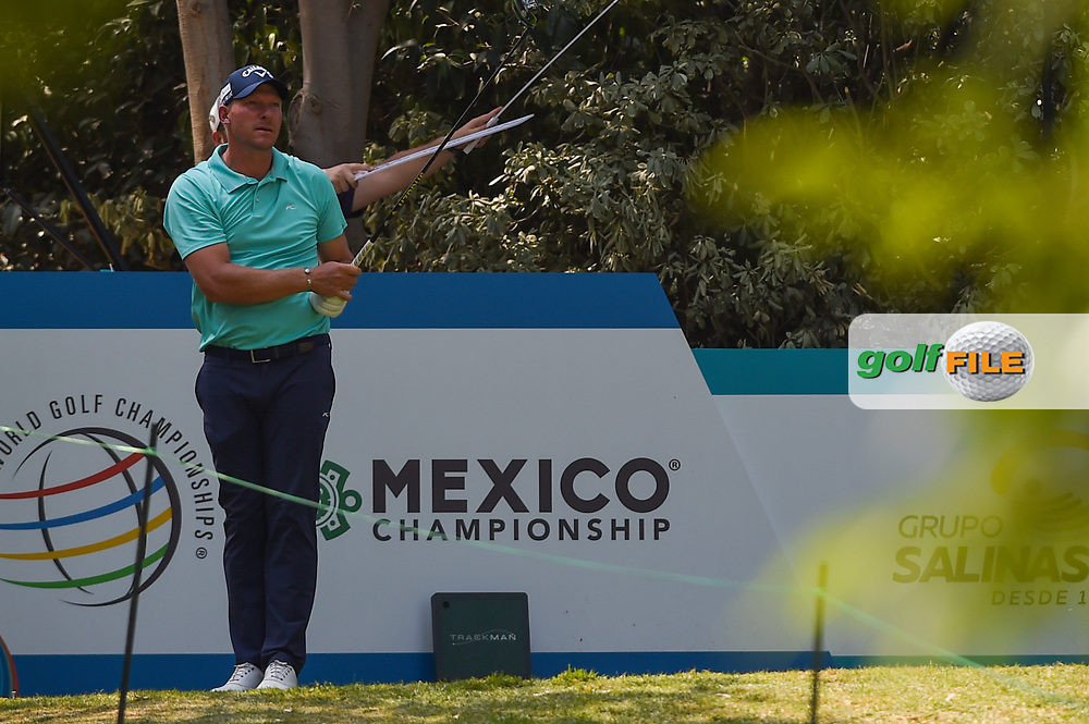 during Rd4 of the World Golf Championships, Mexico, Club De Golf Chapultepec, Mexico City, Mexico. 2/23/2020.<br /> Picture: Golffile | Ken Murray<br /> <br /> <br /> All photo usage must carry mandatory copyright credit (© Golffile | Ken Murray)