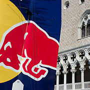 America's Cup  World Series  in Venice first day of races sees Energy Team at the top. Launch of the Red Bull Youth Team