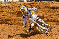 agueda, Portugal, 5th May 2013, World Championship MX1, Belgian Clement Desalle with a Suzuki 2nd race 1 and was 5th in race 2