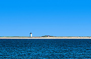 Long Point Lighthouse, Provincetown,  Cape Cod, Massachusetts, USA.