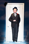 The Life I Lead <br /> By James Kettle<br /> At Park Theatre, London, Great Britain <br /> Press photo call <br /> 19th March 2019 <br /> directed by Selina Cadell<br /> World premiere <br /> <br /> Miles Jupp as British actor David Tomlinson <br /> <br /> Photograph by Elliott Franks