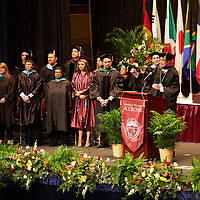 2018 UWL Spring Commencement Graduation