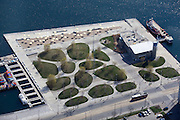 HTO Park, Toronto<br /> <br />  designed by Janet Rosenberg + Associates Landscape Architects, Claude Cormier Architectes Paysagistes Inc. and Hariri Pontarini Architects.