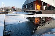 Wetterskip Fryslân - hoofdkantoor te Leeuwarden
