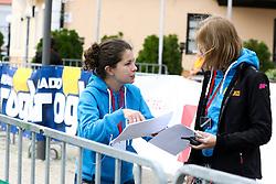 Katja Dadic during 3. Konjiski maraton / 3rd Marathon of Slovenske Konjice, on September 27, 2015 in Slovenske Konjice, Slovenia. Photo by Urban Urbanc / Sportida