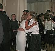 Katherine Jenkins and Lesley Garatt, The South Bank Show Awards, Savoy Hotel. London. 23 January 2007.  -DO NOT ARCHIVE-© Copyright Photograph by Dafydd Jones. 248 Clapham Rd. London SW9 0PZ. Tel 0207 820 0771. www.dafjones.com.