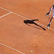 Roma 19/05/2017 Foro Italico<br /> Internazionali BNL d'Italia<br /> Quarti di finale maschile<br /> <br /> Novak Djokovic vs Juan Martin Del Potro<br /> <br /> Novak Djokovic