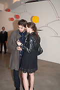 ALEX COLLISHAW; LAUREN JONES, Pilar Ordovas hosts a Summer Party in celebration of Calder in India, Ordovas, 25 Savile Row, London 20 June 2012