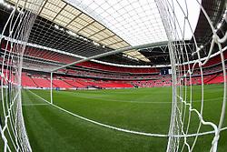 A general view of the stadium - Mandatory by-line: Arron Gent/JMP - 10/02/2019 - FOOTBALL - Wembley Stadium - London, England - Tottenham Hotspur v Leicester City - Premier League