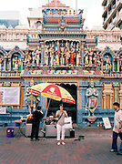 Sri Krishnan Temple. It is the only South Indian Hindu temple in Singapore dedicated exclusively to Sri Krishna and his consort Rukmini.