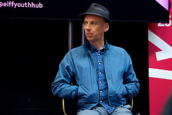 Edinburgh International Film Festival Youth Hub enables young people to meet and learn from experienced industry professionals and visiting filmmakers this year has Ewen Bremner in person, Youth Hub Friday 23rd June 2017(c) Brian Anderson | Edinburgh Elite media