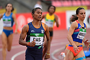 Hima Das (IND) win the Gold Medal in 400 Metres Women during the IAAF World U20 Championships 2018 at Tampere in Finland, Day 3, on July 12, 2018 - Photo Julien Crosnier / KMSP / ProSportsImages / DPPI