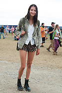 Leopard Print Shorts and Doc Martens, Bonnaroo